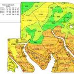 VRT Planting Map