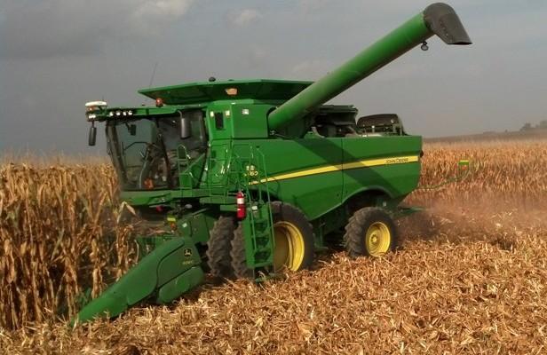 Harvest is Finally Underway