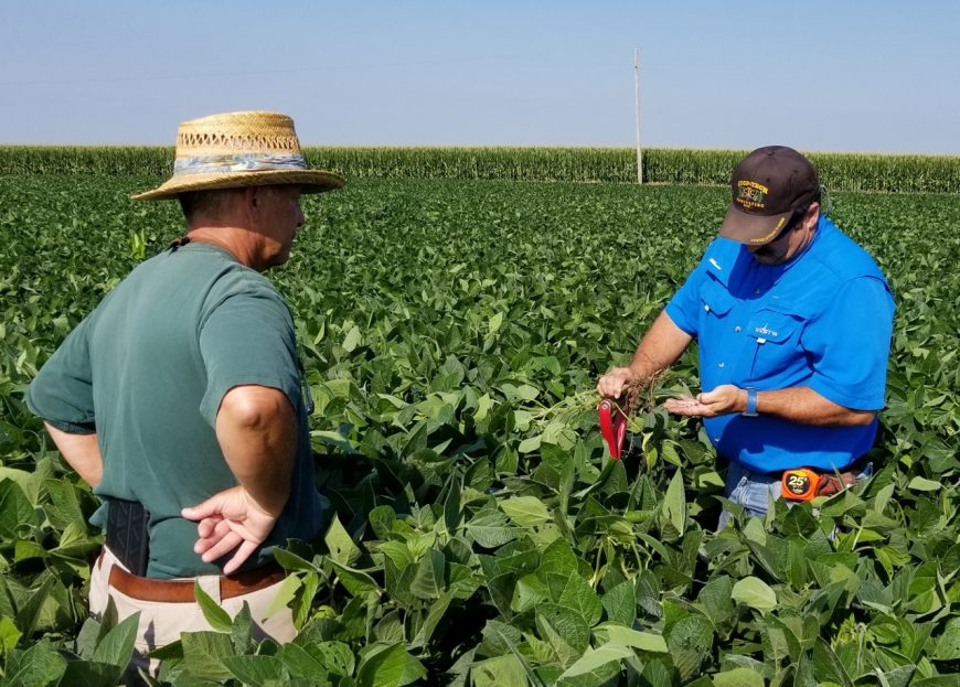Crop-Tech Farm Visit