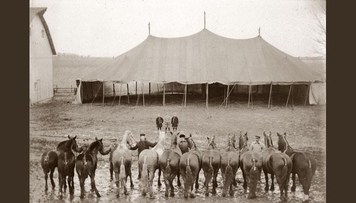 Asa Rudasill Farm Sale 1913